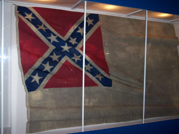 the confederate flag of the css Important dates in confederate states of america history  fly a confederate flag every day, but with special remembrance on:  5 1863 css david, a confederate .